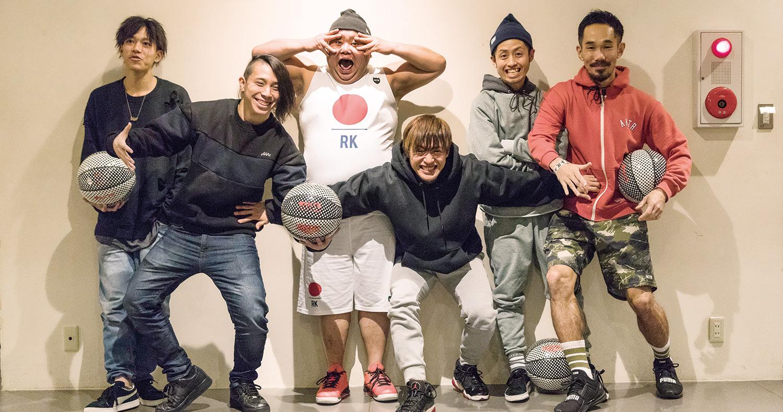 フリースタイルバスケットボールチーム–大阪籠球会ロングインタビュー